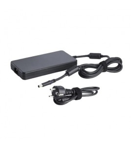 Dell 240W European AC Adapter with power cord (450-18650)
