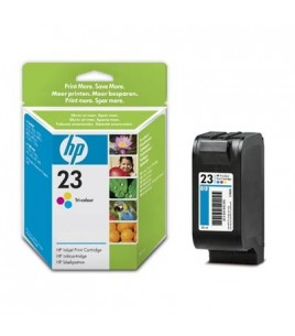 HP InkJet Cartridge 23D 30ml Colour Large (C1823DE )