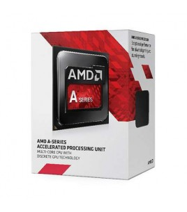 AMD A10-7800 APU, sFM2+, 3.5GHz, Quad Core, 4MB Cache, Box (AD7800YBJABOX)