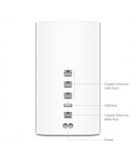 Apple AirPort Time Capsule 3TB, Ethernet, USB 2.0, Wi-Fi (ME182Z/A)