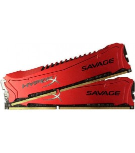 Kingston HyperX Savage Red Series 8GB (2x4GB) 2133MHz DDR3 CL11 (HX321C11SRK2/8)