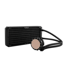 Corsair Hydro Series H105 240mm Extreme Performance Liquid CPU Cooler (CW-9060016-WW)