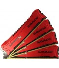 Kingston HyperX Savage Red Series 32GB (4x8GB) 1866MHz DDR3 CL9 (HX318C9SRK4/32)