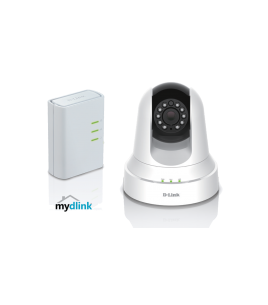 D-Link PowerLine HD Day Night Cloud Camera Kit (DCS-6045LKT)