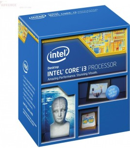 Intel Core i3-4370, 3.80GHz, 3MB Cache, Socket 1150, Intel HD 4600 Graphics, Box (BX80646I34370)