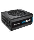 Corsair HX850i Fully Modular ATX PSU, 850 Watt 80 Plus Platinum (CP-9020073-EU)