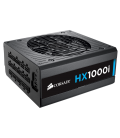 Corsair HX1000i High-Performance ATX PSU, 1000 Watt 80 Plus Platinum, Fully Modular (CP-9020074-EU)