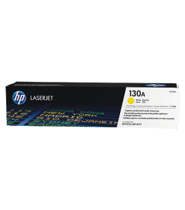 HP 130A LaserJet Toner Cartridge Yellow (CF352A)