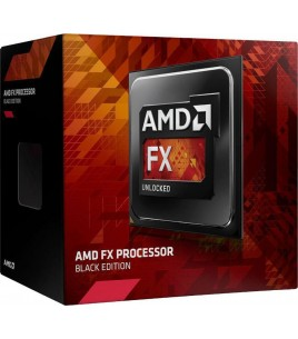 AMD FX 8370, 4.00GHz, Socket AM3+, 8-Cores, 8MB Cache, 125W TDP, 32nm, Box (FD8370FRHKBOX)
