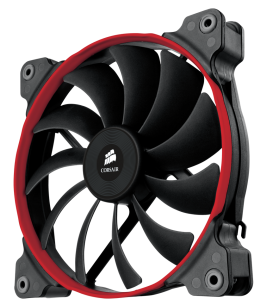 Corsair Air Series AF140 Quiet Edition High Airflow 140mm Fan (CO-9050009-WW)