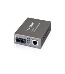 TP-Link 10/100Mbps Single-Mode Media Converter (MC110CS)