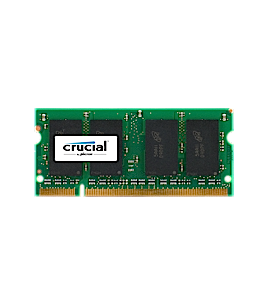 Crucial 1GB DDR PC3200 400MHZ CL3 (CT12864X40B)