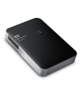 Western Digital My Passport Wireless 1TB Black (WDBK8Z0010BBK)