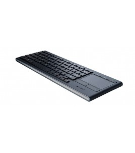 Logitech K830, Illuminated Living-Room Keyboard with touchpad (920-006093)