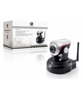 Concepronic Wireless Pan/Tilt Cloud IP Camera 1.3MP (CIPCAM720PTIWL)