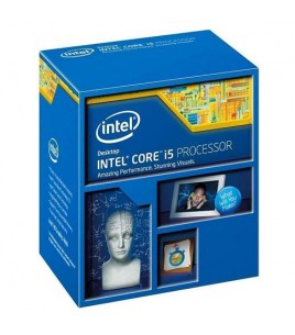 Intel Core i5-4590S, 3GHz, 6MB Cache, Socket 1150, Intel HD 4600 Graphics, Box (BX80646I54590S)