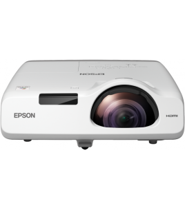 Epson EB-520 3LCD Short-throw Projector, 1024x768, 4:3, 2700 Lumen, 16.000 : 1, HDMI, VGA, USB, LAN (V11H674040)