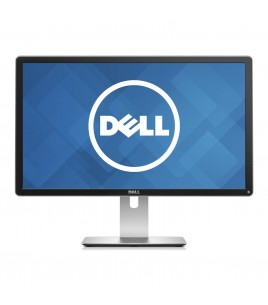 Dell UltraHD P2415Q 23.8-inch IPS 4K Monitor, 3840x2160, 6ms, DP, miniDP, DP out (MST), HDMI (MHL), USB Hub (210-ADYV)