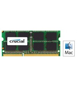 Crucial 4GB DDR3 1066MHz, CL7 for MAC (CT4G3S1067MCEU)