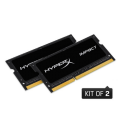 Kingston HyperX Impact 16GB (2x8GB) DDR3L 1600MHz CL9 Black (HX316LS9IBK2/16)