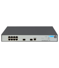 HP 1920-8G-PoE+ (180W) 8-port gigabit advanced smart managed switch with 2 GbE SFP ports (JG922A)