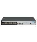 HP 1920-24G, 24-port gigabit advanced smart managed switch with 4 GbE SFP ports (JG924A)