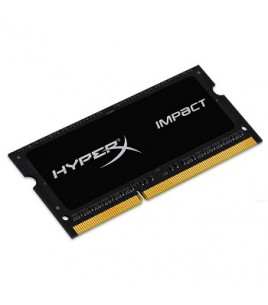 Kingston HyperX Impact Black Series 4GB 2133MHz DDR3L CL11 SODIMM (HX321LS11IB2/4)