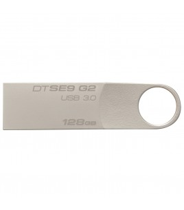 Kingston DataTraveler SE9 G2 128GB, Aluminium, USB3.0 (DTSE9G2/128GB)