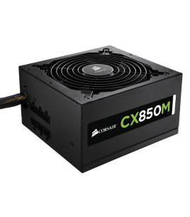 Corsair CX850M ATX Power Supply 850W 80 Plus Bronze Modular (CP-9020099-EU)