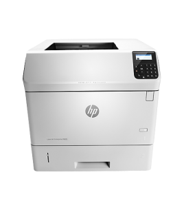 HP LaserJet Enterprise M605n, High Volume B&W Printer, A4, 55ppm, 1200x1200 dpi, USB, GLAN (E6B69A)