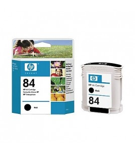 HP 84 Black Ink Cartridge (C5016A )
