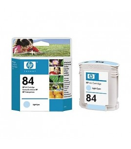 HP 84 light Cyan Ink Cartridge (C5017A )