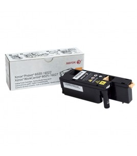 Xeror Laset Toner for Phaser 6020/6022 WC 6025/6027, 1K, Yellow (106R02758)
