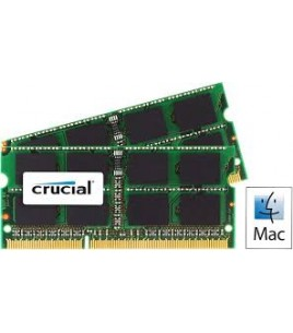 Crucial 8GB (2x4GB) DDR3 1066MHz CL7 for Apple (CT2C4G3S1067MCEU)