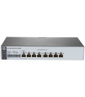 HP 1820-8G 8-port Gigabit Smart-managed Layer 2 switch (J9979A)