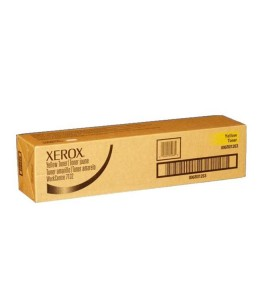 Xerox Laser Toner, 8K, Yellow for WorkCentre 7132 7232 7242 (006R01263)