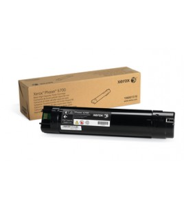 Xerox High Capacity Laser Toner, 18K, Black for Phaser 6700 (106R01510)