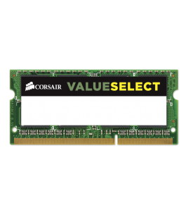 Corsair Value Select 4GB DDR3L1600MHz CL11 SODIMM (CMSO4GX3M1C1600C11)