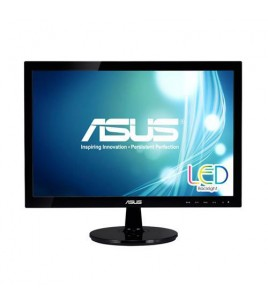 Asus VS197DE, 18.5-inch LED Monitor, 1366x768, 5ms, VGA (90LMF1001T02201C)
