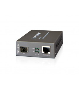TP-Link Gigabit SFP Media Converter (MC220L)