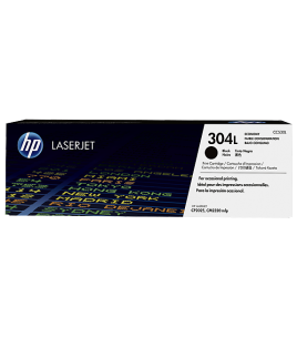 HP 304L Economy Black LaserJet Toner Cartridge (CC530L)