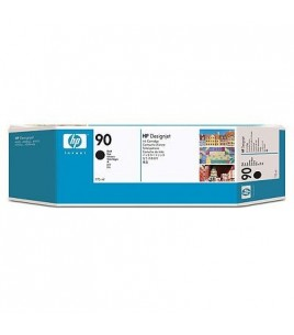HP 90 Black Ink Cartridge (775 ml) (C5059A)