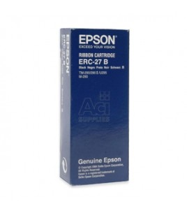 Epson Ribbon ERC 27 Black (C43S015224)