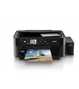 Epson L850 ITS MFP, Print, Copy, Scan, A4, 5760x1440, 37ppm, USB (C11CE31401)