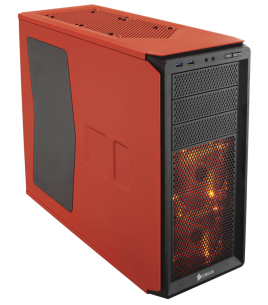 Corsair Graphite 230T Orange (CC-9011038-WW)