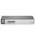 HP 1410-8, 8-port Unmanaged Switch (J9661A)