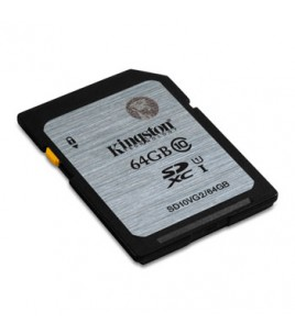 Kingston SD 64GB USH-I High Speed (SD10VG2/64GB)