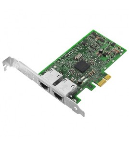 Dell Broadcom 5720 DP 1Gb Network Interface Card, Full Height-Kit (540-BBGY)