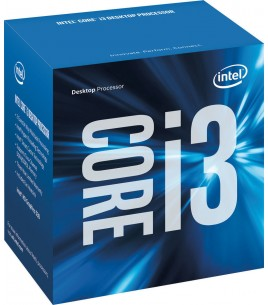 Intel Core i3-6100, 3.70GHz, 3MB Cache, Socket 1151, Intel HD 530, Dual Core, Box (BX80662I36100)