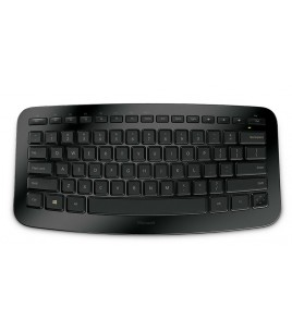Microsoft Arc Wireless Keyboard, English, Black (J5D-00015)